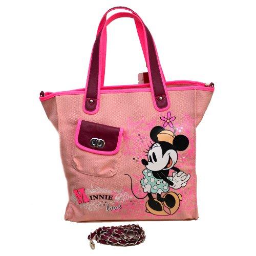 Disney Borsa Minnie e Topolino novità 2014 modello RIDING (Rosa)