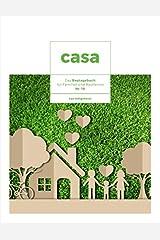 vollgeherzt: casa: Das Bautagebuch für Familien und Bauherren (Nr. 10) Taschenbuch