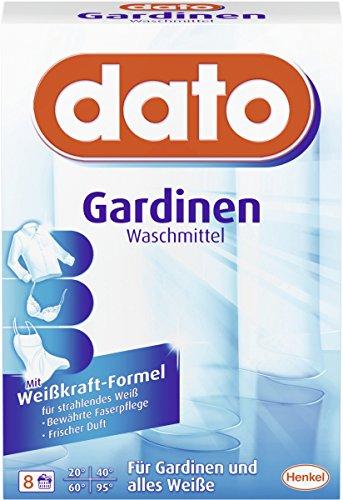 Preisvergleich Produktbild Dato weiß Waschmittel, 3er Pack (3 x 8 Waschladungen)