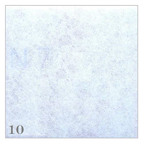 10 Filter Ersatzfilter für Meltem Serie G-4 ab Bj 92-150x150 mm - Filterklasse G2 - GF 0198