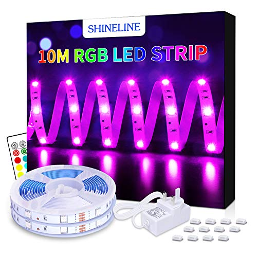 LED Strips Lights, 10M SHINELINE...