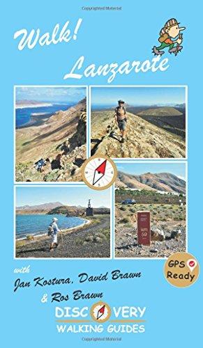 Price comparison product image Walk Lanzarote