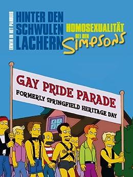 Hinter den schwulen Lachern: Homosexualität bei den Simpsons von [Panhuis, Erwin In het]