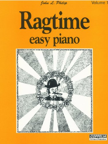 Partition: Ragtime vol. 1 easy piano