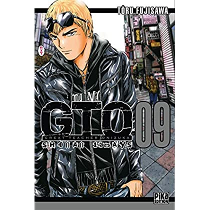 GTO Shonan 14 Days T09: Great Teacher Onizuka