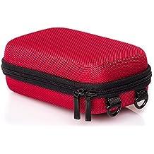 Bundlestar Hard Case PURE RED taglia L borsa fotografica rosso