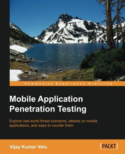 Mobile Application Penetration Testing (English Edition) (Testing Mobile)