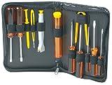 Manhattan PC-Werkzeugset 13-teilig schwarz