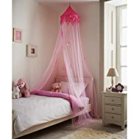 HK:A BRAND NEW PRINCESS BED CANOPY FOR YOUR GIRL