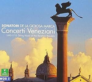 String Music of the Venetian Republic, 1690-1710