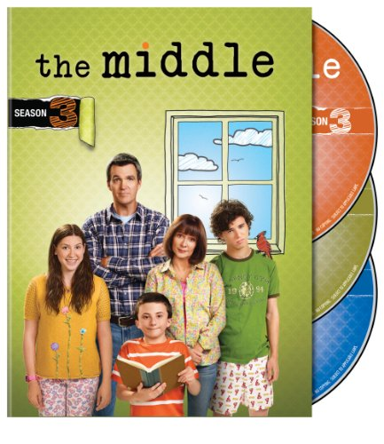 Middle: Complete Third Season [DVD] [Import]