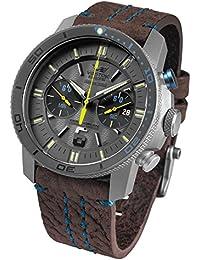Vostok Europe Reloj de caballero 6S21-546H514