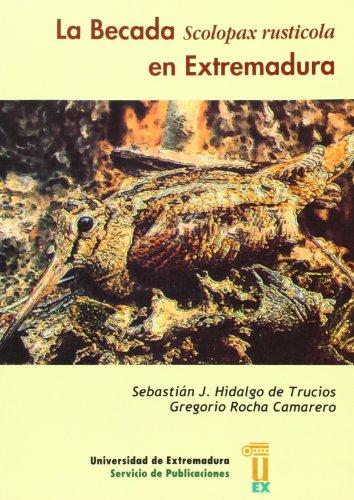 La becada Scolopax rusticola en Extremadura por Sebastián Hidalgo de Trucios
