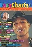 Easy Charts Band 5: 12 neue Songs u.a. von Miley Cyrus und Adel Tawil sehr leicht gesetzt für Klavier [Musiknoten] Uwe Bye Ed.