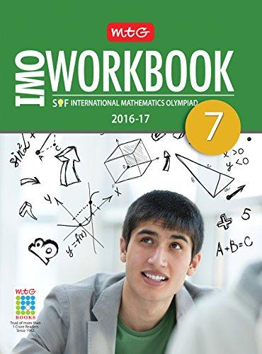 MTG International Mathematics Olympiad IMO Work Book Class 7