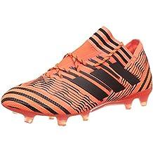 scarpe calcio adidas arancioni nere