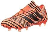 adidas Unisex-Erwachsene Nemeziz 17.1 FG BB6079 Sneaker, Orange (Narsol/Negbas/Rojsol), 42 EU
