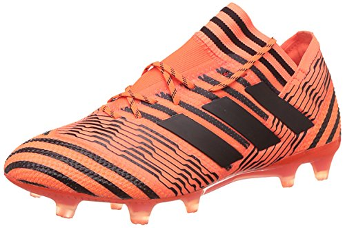 adidas Herren Nemeziz 17.1 Fg Fußballschuhe, Orange (Narsol/Negbas/Rojsol), 40 2/3 EU -