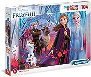 Clementoni 27274 104pc Puzzle-Frozen 2, Multicoloured