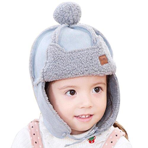 Jaminy Winter Baby Mädchen Jungen Warm Earflap...