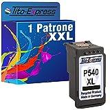PlatinumSerie® 1 Druckerpatrone für Canon PG-540 XL Black MG4120 MG4140 MG4150 MX375 MX395 MX435 MX455