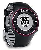 Garmin Approach S3écran tactile montre GPS de golf Distance Télémètre Shot Compteur Score numérique–Gris foncé/rouge (Reconditionné Certifié)