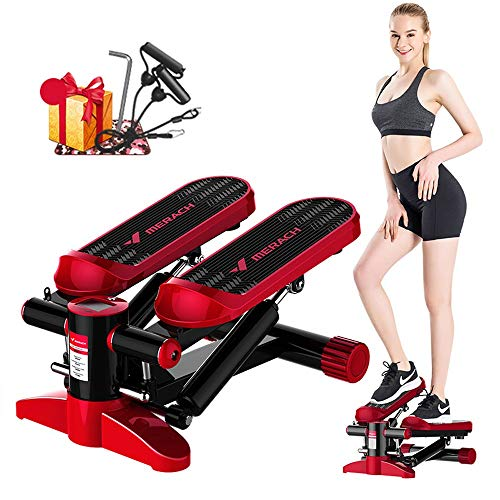 51 UbI44UuL. SS500  - KY Aerobic Exercise Stepper,Adjustable LCD Home Gym Workout Equipment Aerobic Step