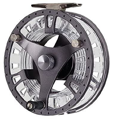 Greys GTS 700 Fly Fishing Reels - Large Arbour with 2 Extra Spare Spools from Greys.