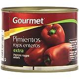 Gourmet Extra Pimientos Rojos Enteros- 125 g