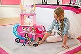 Barbie Camper con Dettagli Realistici, CJT42