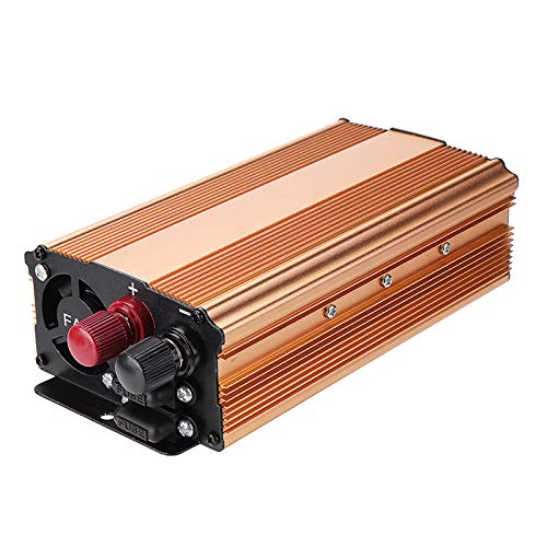 TuToy Dc 12V/24V48V Bis Ac 220V 3000W Peak Power Inverter Converter - 12V-220V -