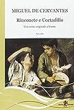 Rinconete e Cortadillo. Testo spagnolo a fronte