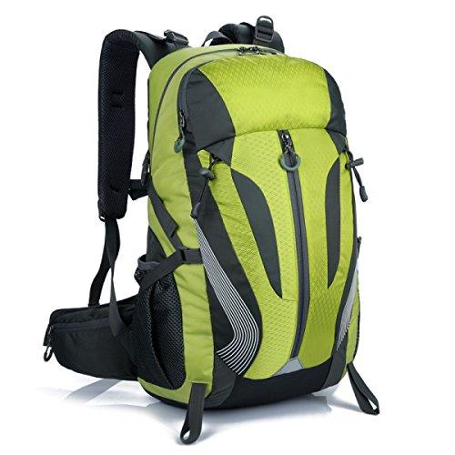 Outdoor Sport Tasche Bergsteigen Rucksack Für Männer Frauen Green