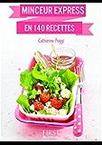 Petit livre de - Minceur express en 140 recettes