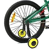 Best CyclingDeal kids bicycle - Kids Bicycle Bike Training Wheels 20