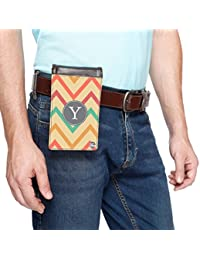 Nutcase Personalized Travel Waist Mobile Pouch Bag For Men, Fanny Pack With Belt Loop & Neck Strap-High Quality...