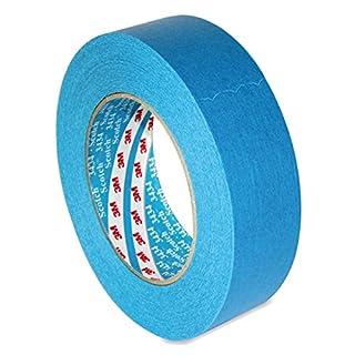 3M Scotch® 3434 Abdeckband blau 110°C, 36mm x 50m 07898