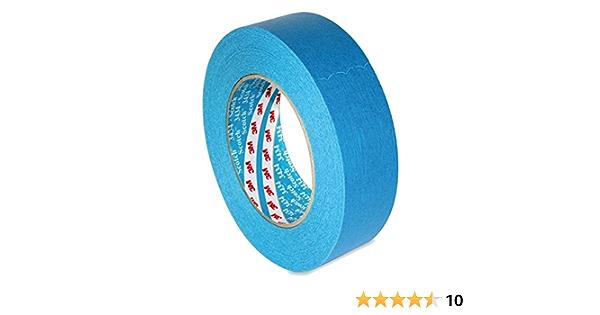 3m Scotch 3434 Abdeckband Blau 110 C 36mm X 50m 07898 Baumarkt