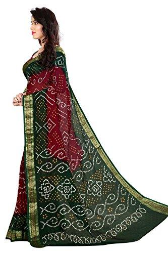 Dealsure Women's Art Silk Saree (Ds-S3067-01_Multicolor)