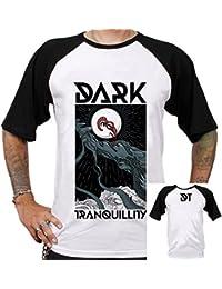 Dark Tranquillity, Baseball-T-Shirt, Absolute