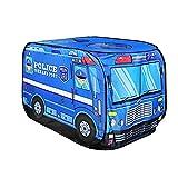 Yves25Tate Kinder Pop Up Spielzelt Faltbare Spielhaus Bus Bällepool, Für Zuhause & Im Garten
