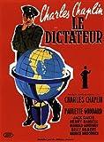 1art1® Empire 353894 - Póster de película El gran dictador de Charlie Chaplin (68 x 98 cm, en francés)