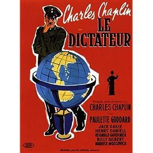 1art1 Empire 353894 – Póster de película El Gran dictador de Charlie Chaplin (68 x 98 cm, en francés)