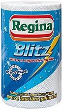 Reina-Blitz, papel cristal y superficie Lucide, velos, 1 rollo