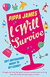 I Will Survive: A laugh out loud, feel good romantic comedy about surviving love, life and parenting one gin at a time!