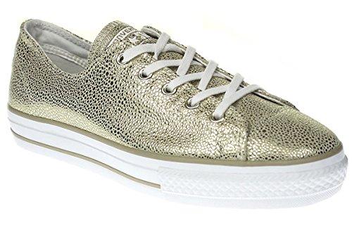 Converse Chuck Taylor - Damen Schuhe Sneaker Chucks - 553333C - Light-Gold-Black Preisvergleich