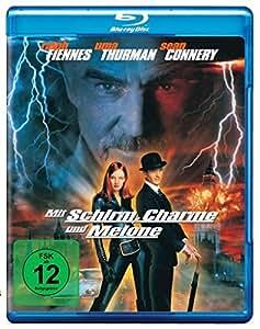 Mit Schirm, Charme und Melone [Blu-ray]