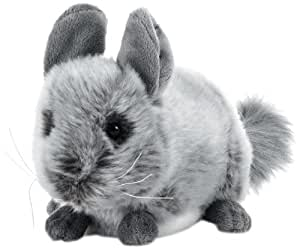 Plush & Company - 15765 - Peluche - Nijole Chinchillas - 20 cm