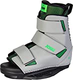 Jobe Herren Host Bindings Velcro Grey Wakeboard