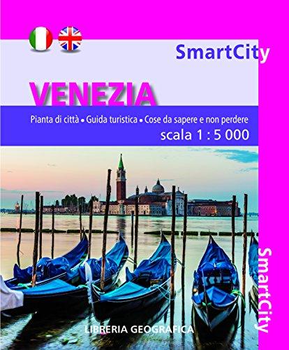 Venezia 1:5.000. Ediz. bilingue (SmartCity)